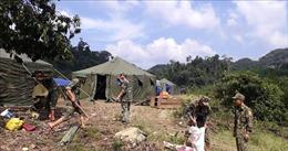 Quảng Bình: Di dời người dân khỏi vùng có nguy cơ sạt lở cao