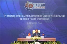 ASEAN tham gia cuộc chiến chung chống dịch COVID-19