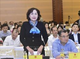 Bên lề Quốc hội: Bà Nguyễn Thị Hồng được giới thiệu làm Thống đốc Ngân hàng Nhà nước