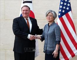 Mỹ - Hàn tái khẳng định đảm bảo hòa bình trên Bán đảo Triều Tiên