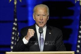 Truyền thông thế giới viết về chiến thắng của ông Biden