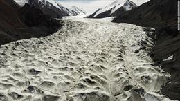 Các sông băng trên dãy Kỳ Liên Sơn (Trung Quốc) đang biến mất nhanh chóng