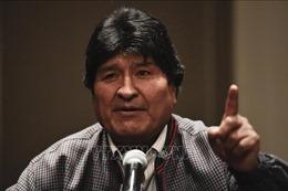 Bolivia: Cựu Tổng thốngMorales tiếp nhận lại cương vị lãnh đạo đảng cầm quyền