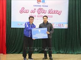 Trung ương Đoàn TNCS Hồ Chí Minh san sẻ yêu thương cùng miền Trung
