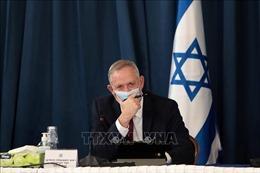 Bộ trưởng Quốc phòng Benny Gantz làm Thủ tướng tạm quyền Israel