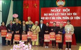 Ngày hội Đại đoàn kết toàn dân tộc tại khu dân cư Hòa Vượng, Nam Định
