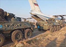 Nga lập trung tâm ứng phó nhân đạo ở Nagorny-Karabakh