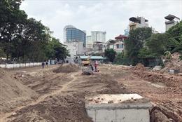 Hà Nội thông tin về công tác triển khai Dự án xây dựng đường Huỳnh Thúc Kháng kéo dài