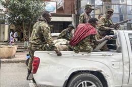 Cảnh sát Ethiopia bắt giữ 700 người tình nghi lên kế hoạch tấn công vũ trang