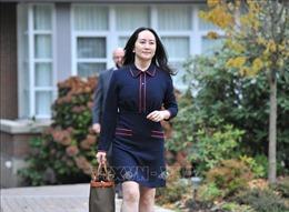 Mỹ và Huawei đang dàn xếp thỏa thuận nhận tội của bà Mạnh Vãn Châu