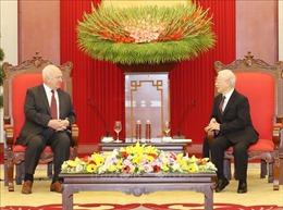 Tổng Bí thư, Chủ tịch nước Nguyễn Phú Trọng tiếp Đại sứ Liên bang Nga tại Việt Nam