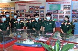 Khai mạc Triển lãm 'Quân khu 7 - 75 năm xây dựng, chiến đấu và trưởng thành'