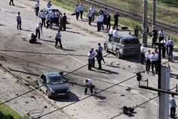 Đánh bom liều chết tại Bắc Caucasus