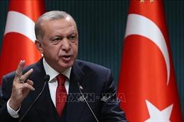 Thổ Nhĩ Kỳ phản đối kế hoạch trừng phạt của EU