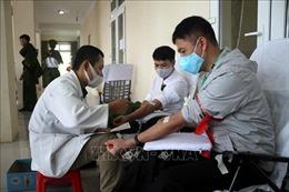 Chương trình hiến máu tình nguyện Chủ nhật Đỏ tại Thanh Hóa