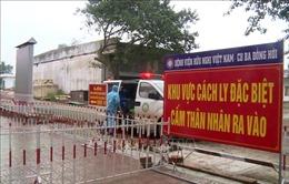 Thông tin về trường hợp tái dương tính lần 2 với SARS-CoV-2 tại Quảng Bình
