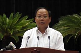 Thành phố Hồ Chí Minh tạm đình chỉ công tác đối với ông Tất Thành Cang