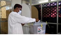 Niger bầu cử tổng thống