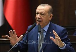 Anh và Thổ Nhĩ Kỳ ký thỏa thuận thương mại hậu Brexit
