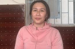 Bắt tạm giam và khám xét nơi ở đối tượng Lê Thị Bình