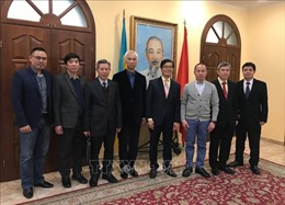 Thúc đẩy phát triển quan hệ hữu nghị truyền thống Việt Nam - Ukraine