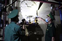 Kiên Giang: Phát hiện phương tiện chứa khoảng 15.000 lít dầu DO không rõ nguồn gốc