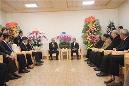 Phó Thủ tướng Trương Hòa Bình chúc mừng Tòa Giám mục Đà Lạt