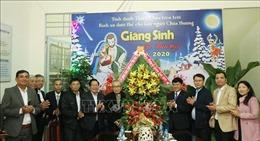 Nhiều cơ sở tôn giáo ở Đắk Lắk tích cực tham gia hoạt động xã hội, từ thiện