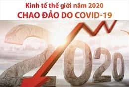 Kinh tế thế giới năm 2020 chao đảo do COVID-19