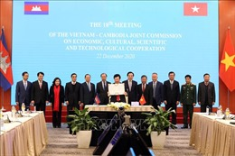 Phó Chủ tịch CBAC: Quan hệ Campuchia - Việt Nam chạm tới thời khắc lịch sử