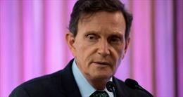 Brazil: Thị trưởng Rio de Janeiro bị bắt về tội tham nhũng