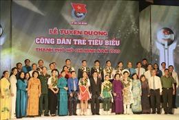 TP Hồ Chí Minh tuyên dương 12 công dân trẻ tiêu biểu năm 2020