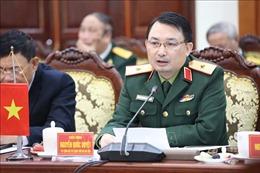 Tăng cường tình đoàn kết giữa quân đội và nhân dân hai nước Việt Nam - Lào