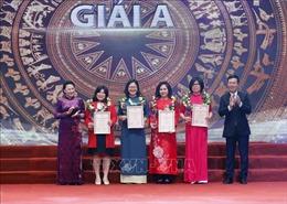 Lễ trao Giải báo chí '75 năm Quốc hội Việt Nam'