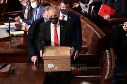 Thượng viện bác đơn phản đối kết quả bầu cử ở bang Pennsylvania