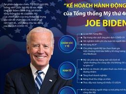 'Kế hoạch hành động' của Tổng thống Mỹ Joe Biden