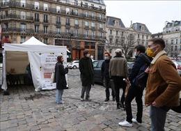 Pháp, Tây Ban Nha đẩy nhanh chiến dịch tiêm vaccine ngừa COVID-19