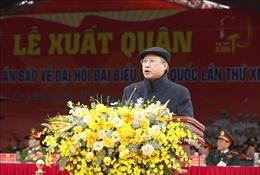 Thường trực Ban Bí thư: Bảm đảo tuyệt đối an ninh, an toàn Đại hội XIII của Đảng