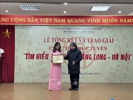 Tôn vinh tập thể, cá nhân có sáng kiến phát huy truyền thống Thăng Long - Hà Nội