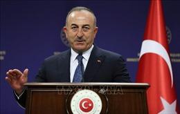 Thổ Nhĩ Kỳ chính thức đề nghị nối lại đàm phán với Hy Lạp