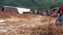 Nhiều người thiệt mạng và mất tích vì lở đất ở Indonesia