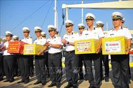 Vùng 2 Hải quân hướng tới Đại hội Đảng toàn quốc lần thứ XIII