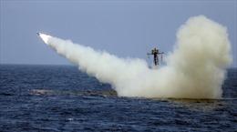 Iran tổ chức diễu hành hải quân