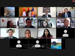 Đại sứ quán Việt Nam tại Thụy Sĩ chủ trì Họp trực tuyến chuyển giao vai trò Chủ tịch ASEAN Bern cho Philippines