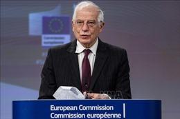 EU cảnh báo thỏa thuận hạt nhân Iran ở vào 'thời điểm nguy nan'