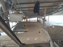 Một công nhân tử vong tại Nhà máy chế biến quặng sắt