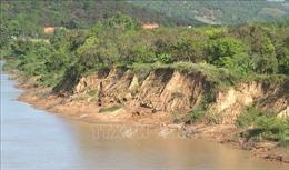 Nạn khai thác cát lậu tái diễn, sông Đồng Nai 'kêu cứu' vì sạt lở nghiêm trọng