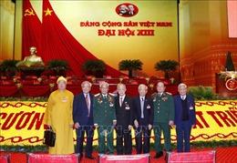 1.587 đại biểu dự phiên khai mạc Đại hội XIII của Đảng
