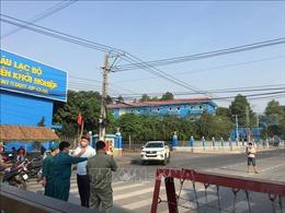 Phong tỏa phường Chánh Nghĩa ở thành phố Thủ Dầu Một là tin giả