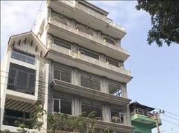 Một người tử vong nghi do rơi từ tầng cao của công trình xây dựng